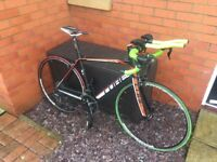 Cube peloton 54cm road bike