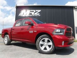 2014 Dodge Ram 1500 Sport - R/T - Crewcab - Mags 20'' - Beau loo