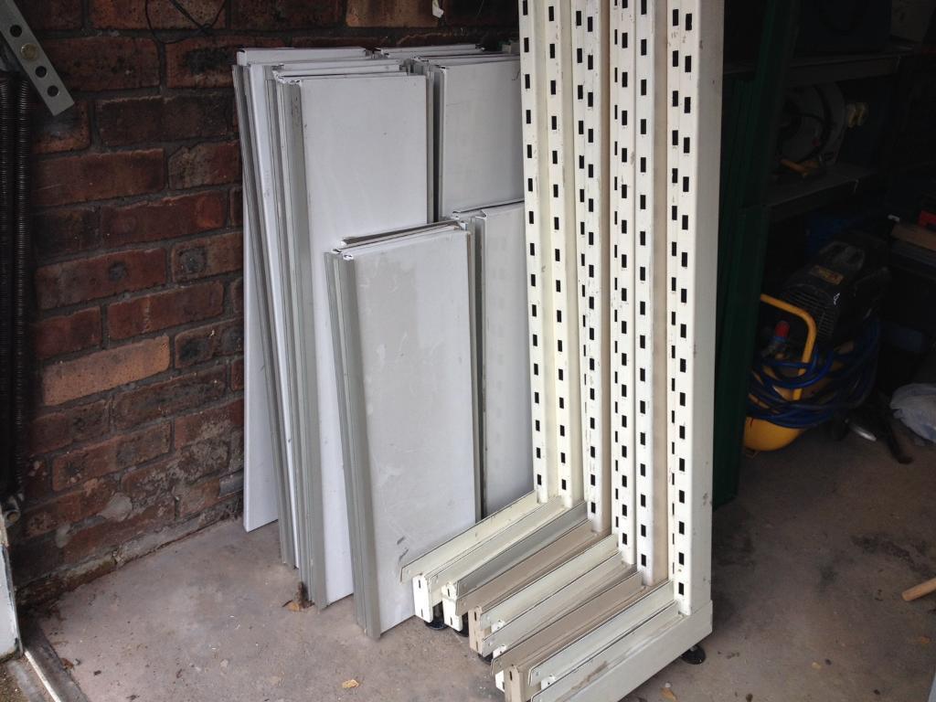 Prime Shelving Garage Storage In Liverpool Merseyside Gumtree Wiring Database Lukepterrageneticorg