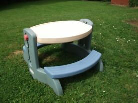 Little Tikes Outdoor Picnic Bench and table