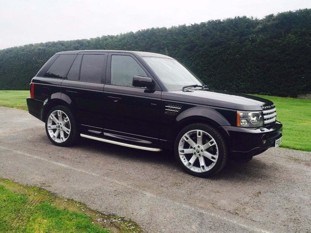 range rover sport 2006 full service history in county. Black Bedroom Furniture Sets. Home Design Ideas