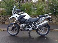 BMW R1200GS 2011 Premium Package - ABS, ESA, Heated Grips, 12 months MOT, brand new Michelin tyres