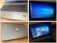 CAN DELIVER high quality fast working business 13inch laptop HP PROBOOK core i3 with warranty, Win10