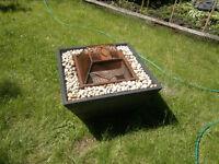 Fire Pit , Wood Burner