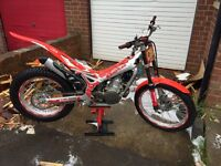 Breaking Beta Rev 3 270cc 2007 All Parts available