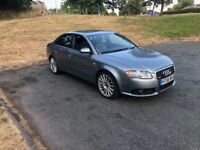 audi a4 b7 s-line 2.0 tfsi SPECIAL EDITION
