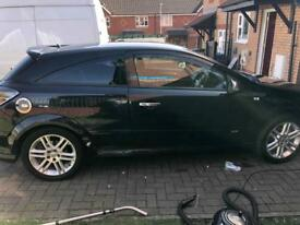 Selling Vauxhall's astra 1.6 sxi 2006
