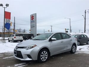 2014 Toyota Corolla LE ~Low Km's ~Toyota Quality ~Clean Unit