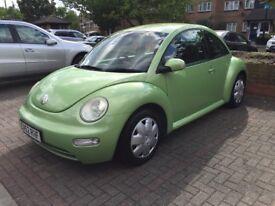Volkswagen Beetle 2003 MOT Feb 2019