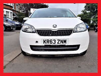 2013 Skoda Citigo 1.0 MPi SE -- 32500 Miles -- Low Mileage -- alternate4 toyota iq
