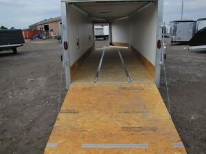 2017 Mission Trailers 7' x 23' ALL ALUMINUM SLED TRAILER Peterborough Peterborough Area image 2