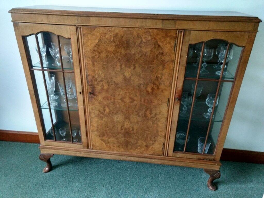 Miraculous Wood Glass Display Cabinet With Locking Doors In Stenhousemuir Falkirk Gumtree Download Free Architecture Designs Embacsunscenecom