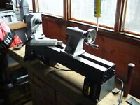 Used MC1018 – DK 6730 Wood Turning Lathe.