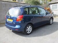 03Toyota Corolla Verso 1.8 T-SPIRIT 1.8 VVTI Automatic,79k,trade in considered,credit cards accepted