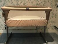 Chicco 'Next to Me' Co-sleeper/Crib - in box
