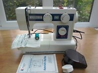 Riccar Electric Sewing Machine
