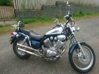 Yamaha Virago XV535 1998 in excellent condition, 13500 miles SORN