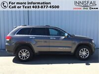 2014 Jeep Grand Cherokee Limited 3.6 Loaded 4x4 Navigation Power