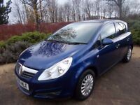 Vauxhall Corsa 1.3 Diesel Cdti 47000 fsh outstanding car and value low tax