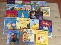 Children's Books 50p each