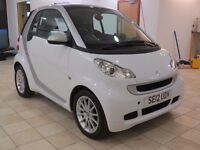 !!22K MILES!! 2012 SMART FOR2 CDI / 80MPG / FREE ROAD TAX / IMMACULATE CONDITION / MUST BE SEEN