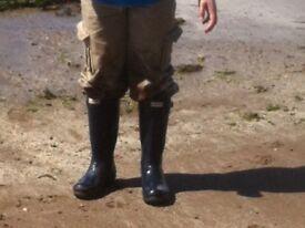 Hunter Wellies children's size 3 eu 36.