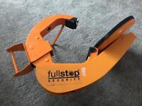 Fullstop Nemesis Wheel Clamp