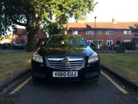 1Owner 2010 Vauxhall Insignia 2.0 Cdti Exclusive128 Diesel Cruise Bluetooth Aux 6Speed 1Yr MOT