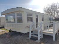 Cheap static caravan for sale on luxury leisure park/lakes/golf/pet friendly/entertainment/2.3k fees
