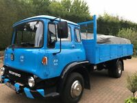 Bedford 1976 TK 330 6 Cylinder Excellent Condition.