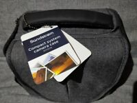 Sandstrom compact camera case - new with tags