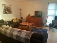 Spacious double room in 2 bed flat