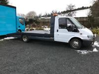 Ford Transit Recovery Truck LWB 2005