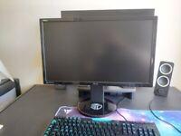 144hz 1080p 24 inch ASUS Gaming Monitor