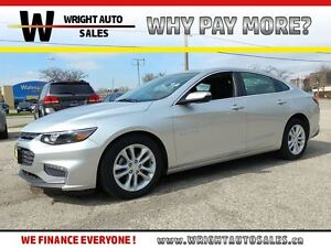 2016 Chevrolet Malibu LT| BLUETOOTH| BACKUP CAM| CRUISE | 40,826