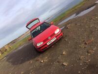 Volkswagen Golf mk4 swap Astra Toyota