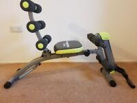 Wonder Core 2 built-in rowing attachment