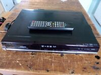 TOSHIBA DVB,DVD,HDD PLAYER.WITH REMOTE