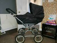 Silvercross pram and travel system