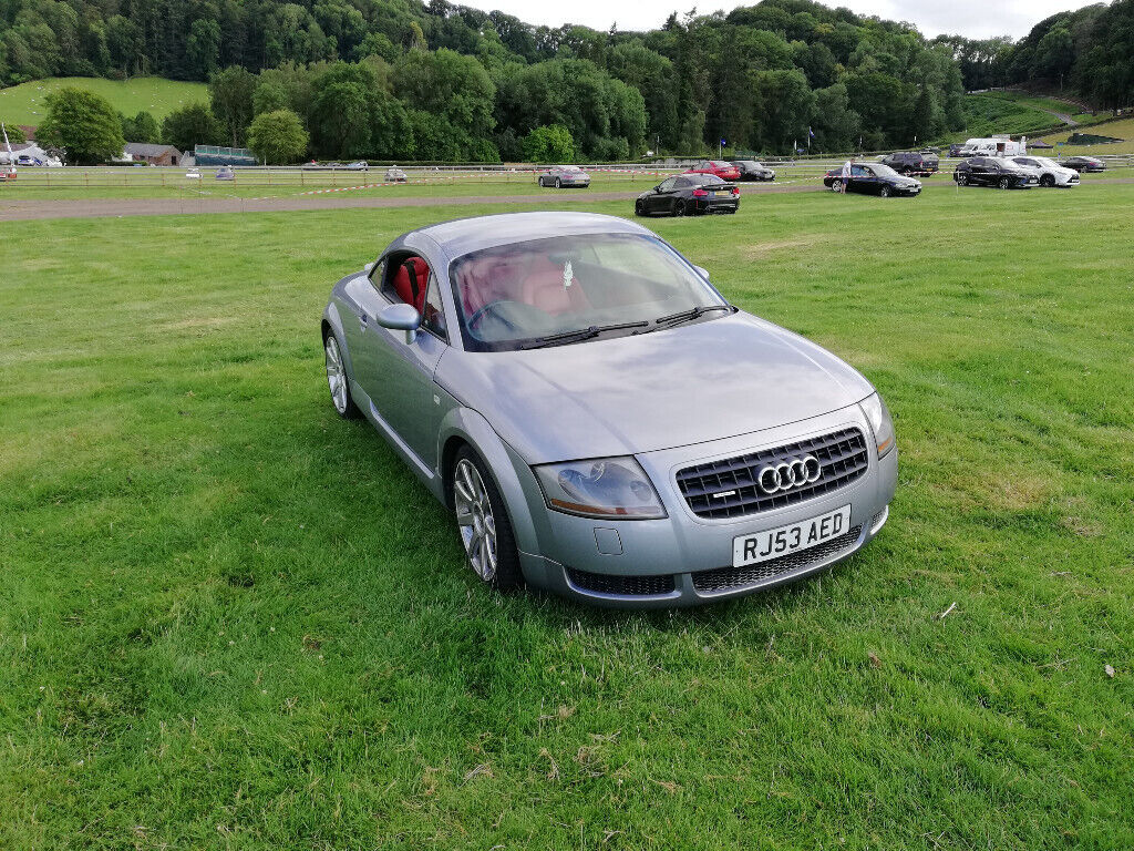 2003 Audi TT Coupe, Manual,-- BAM -- Avus silver -- low miles   in Swindon, Wiltshire   Gumtree