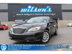 2014 Chrysler 200 LX V6! | CRUISE CONTROL | POWER PACKAGE | ALLO