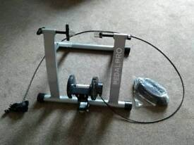 Pedalpro cycle trainer with front wheel mount. BNIB.