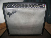 Fender Princeton 65 DSP Guitar Combo Amp , 65 Watts Amplifier with Effects.