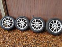 "Porsche Cayenne s wheels and tyres 19"" 9Jx19H2-ET60"