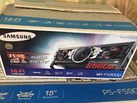 Samsung mx-fs9000 giga beat 2560watts