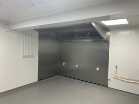 Commercial Food Delivery Kitchen Bournemouth