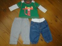 Baby boys outfit 0-3 months