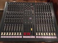 Soundcraft Spirit LX7 16 Channel Live Mixing Console
