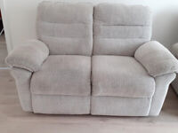 FURNICO PENDLE 2 SEATER SOFA WITH MATCHING CHAIR