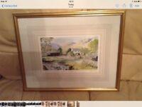Framed print of You Tree Farm Coniston
